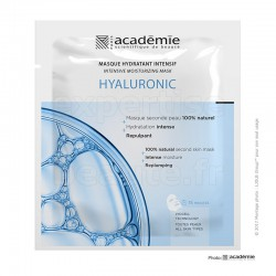 MASQUE HYDRATANT INTENSIF HYALURONIC 276 ACADÉMIE - Sachet 1 masque