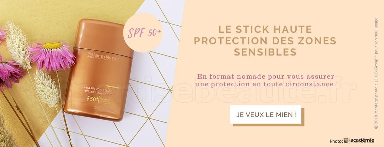 Le Stick Haute Protection des Zones Sensibles