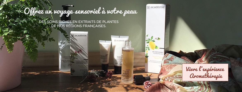 Offrez un voyage sensoriel à votre peau